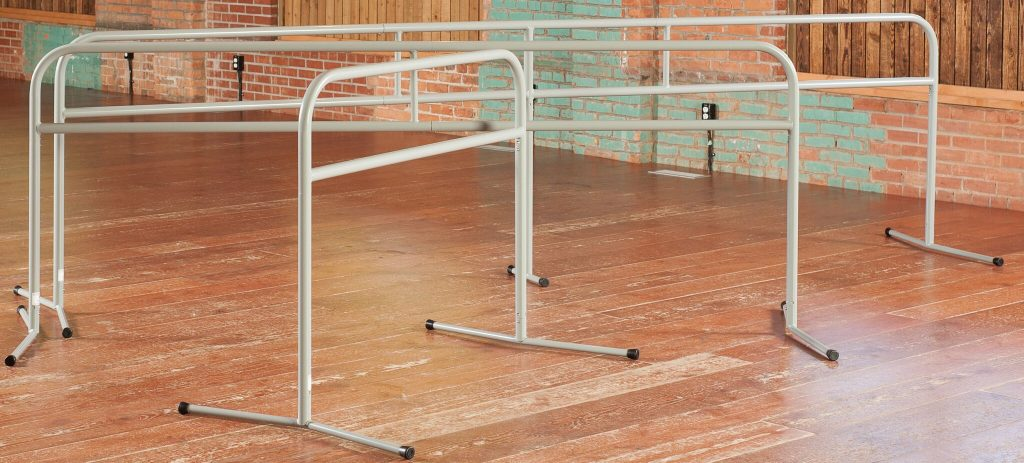 Fit-Outs Freestanding Double Fitness Barres_preview